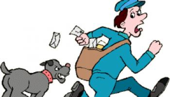 Propriétaires de chiens : veillez à la sécurité de votre facteur