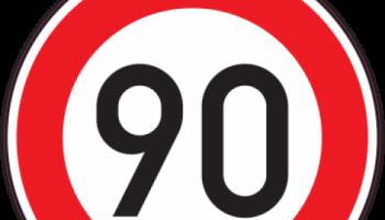 Arrêté de circulation fixant la vitesse maximale autorisée à 90 km/h sur les routes départementales de l'Allier