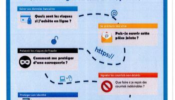 Sécurité en ligne : la gendarmerie est à votre écoute